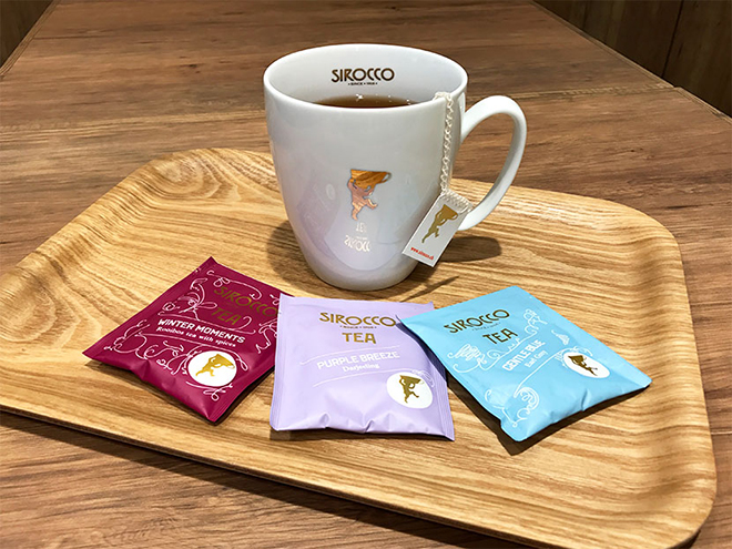 ベーカリーピヨピヨのこだわり高級紅茶とは?